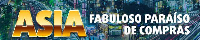 Teaser:  Asia, fabuloso paraíso de compras